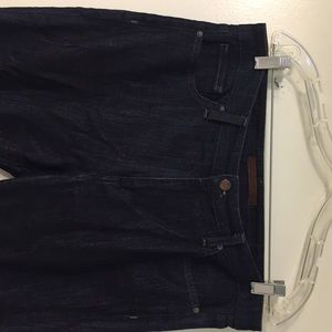 High rise skinny Joes jeans 32 thermolite